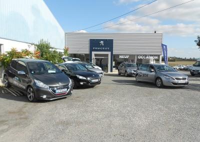 Bassant Autos - Peugeot - Pons