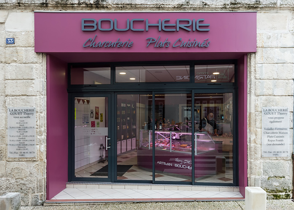 Boucherie Gouet - Pons
