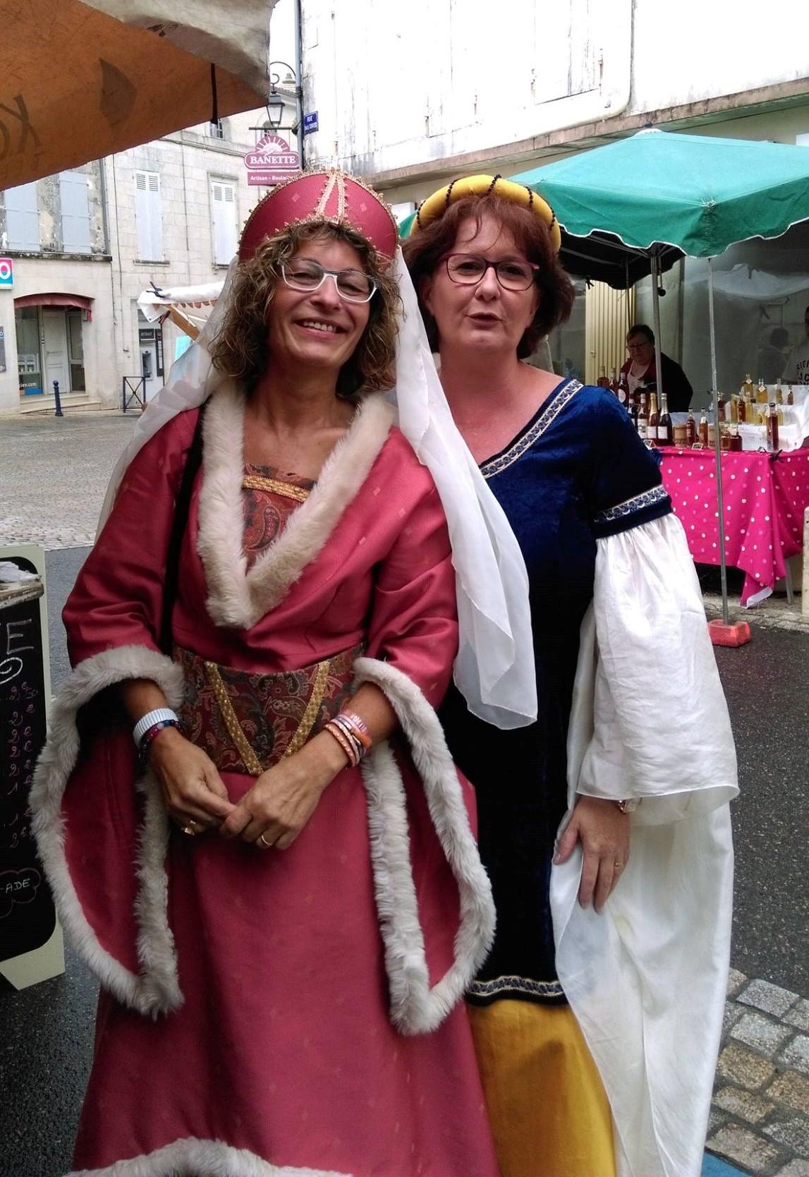 Fête Médiévale Pons 2017 - GICC (2)