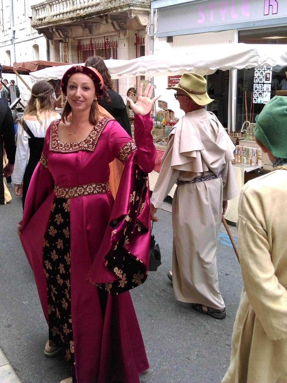 Fête Médiévale Pons 2017 - GICC (4)