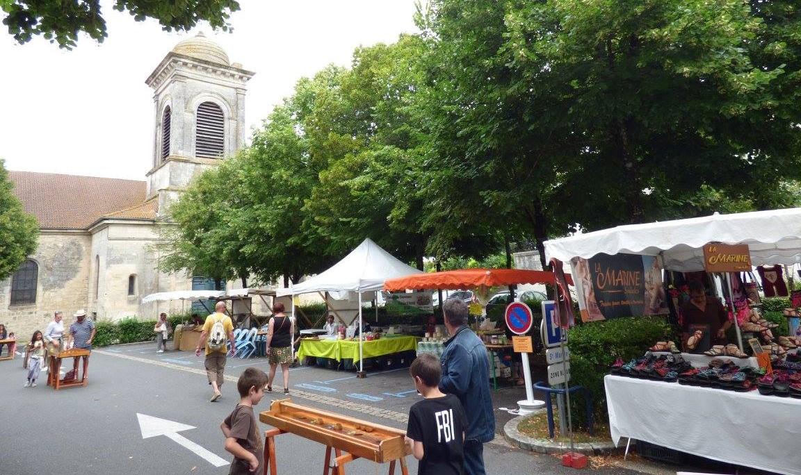 Fête Médiévale Pons 2017 - Place Saint-Martin