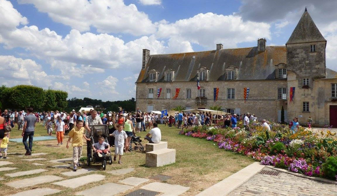 Fete medievale Pons Juillet 2016 (11)