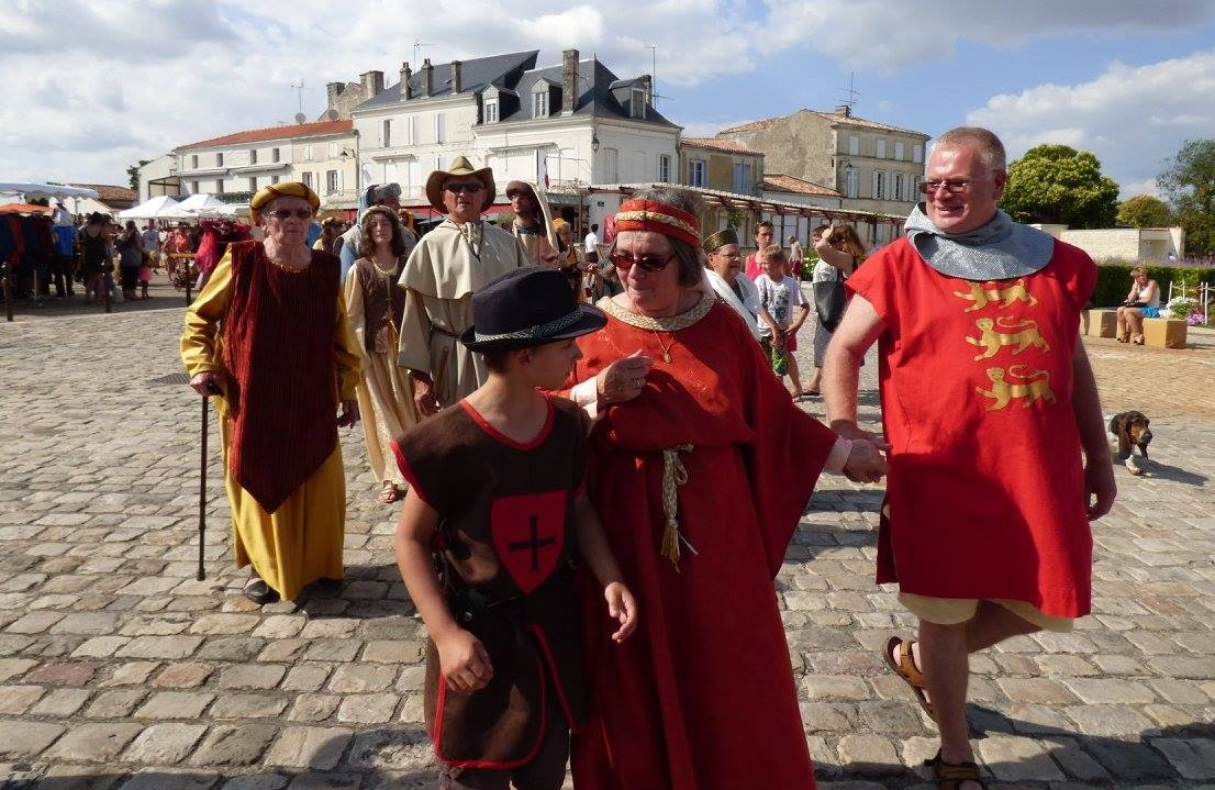 Fete medievale Pons Juillet 2016 (13)