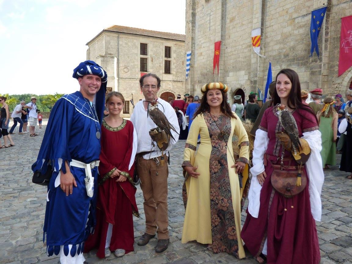 Fete medievale Pons Juillet 2016 (17)