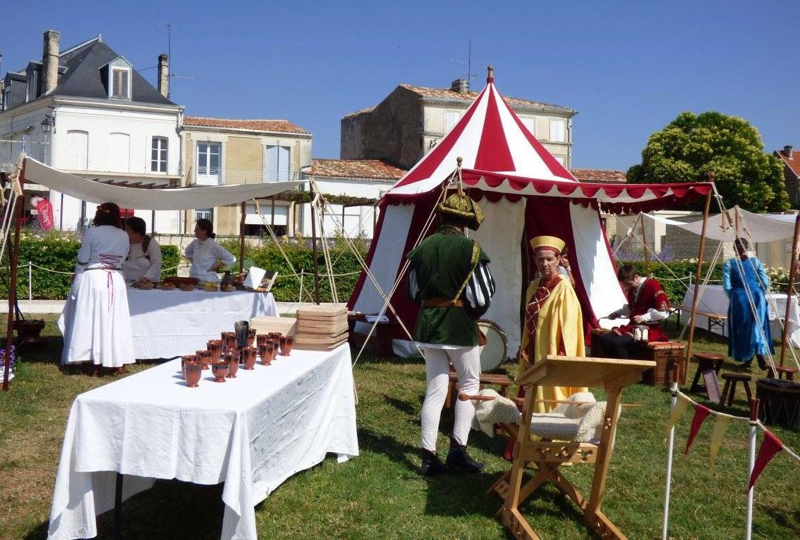 Fete medievale Pons Juillet 2016 (18)