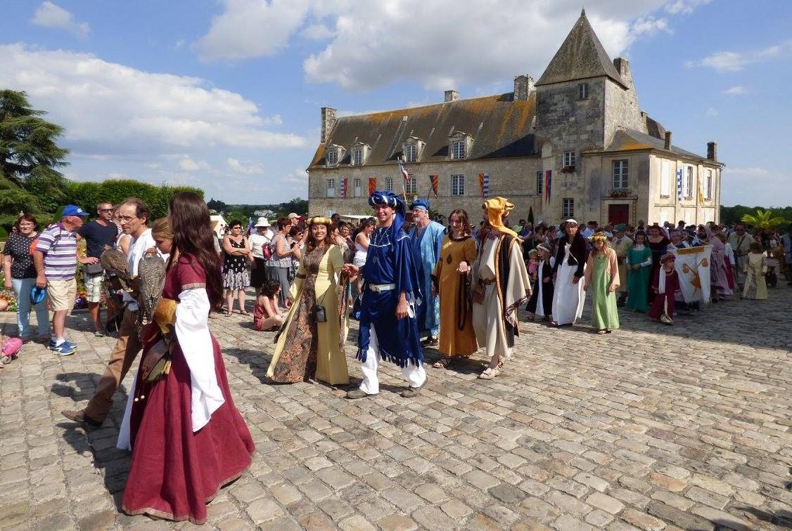 Fete medievale Pons Juillet 2016 (19)