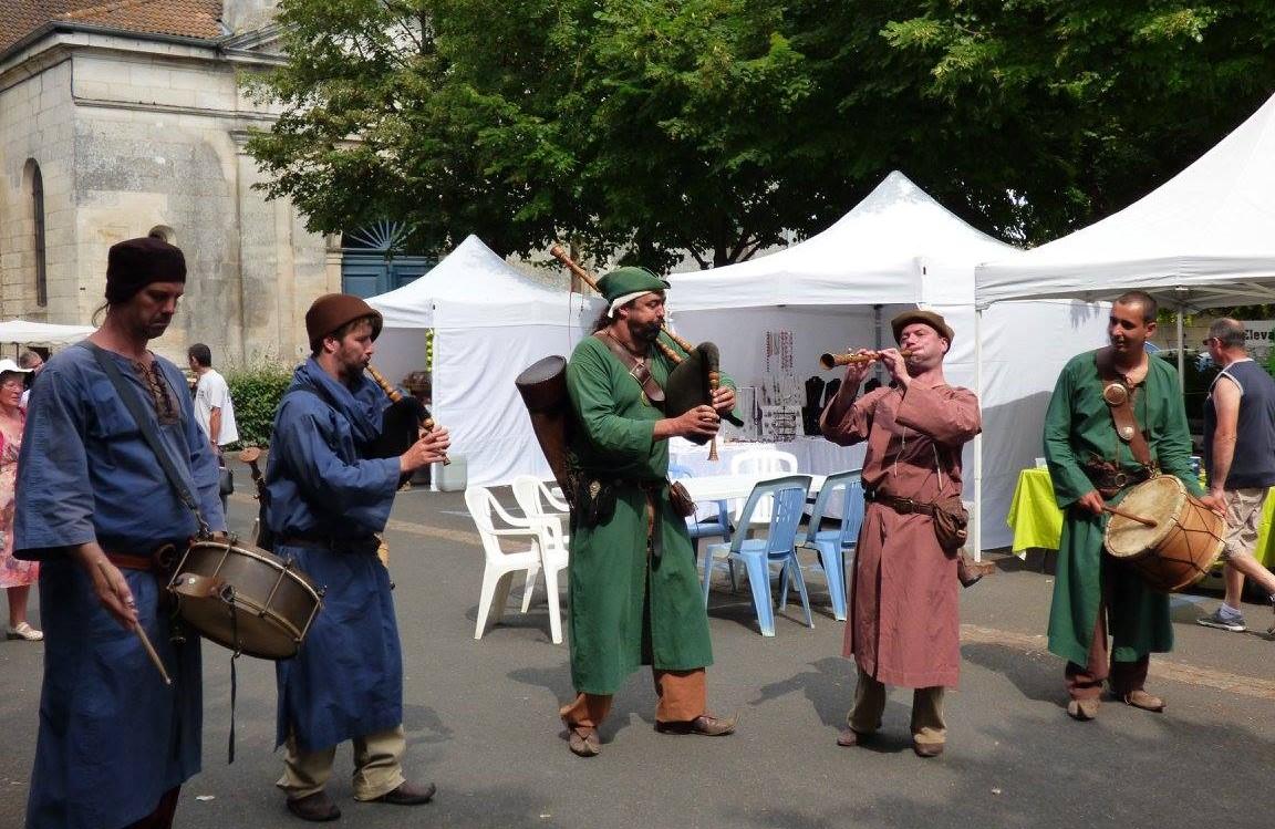 Fete medievale Pons Juillet 2016 (2)