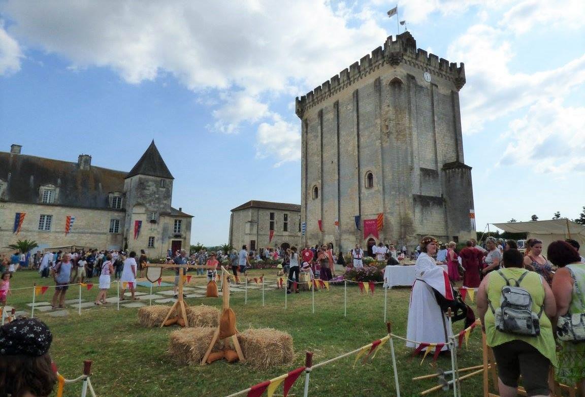 Fete medievale Pons Juillet 2016 (22)