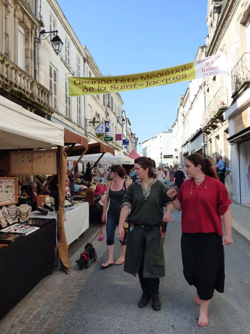 Fete medievale Pons Juillet 2016 (32)