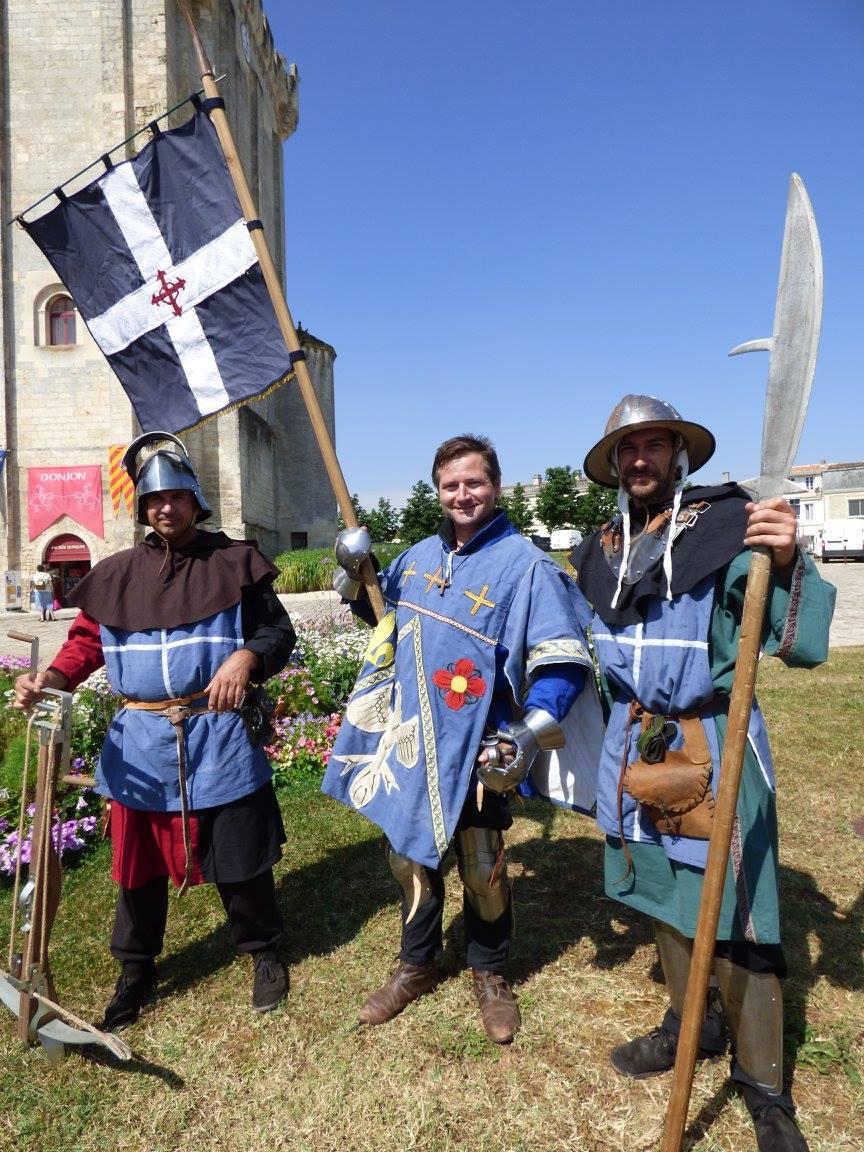 Fete medievale Pons Juillet 2016 (34)