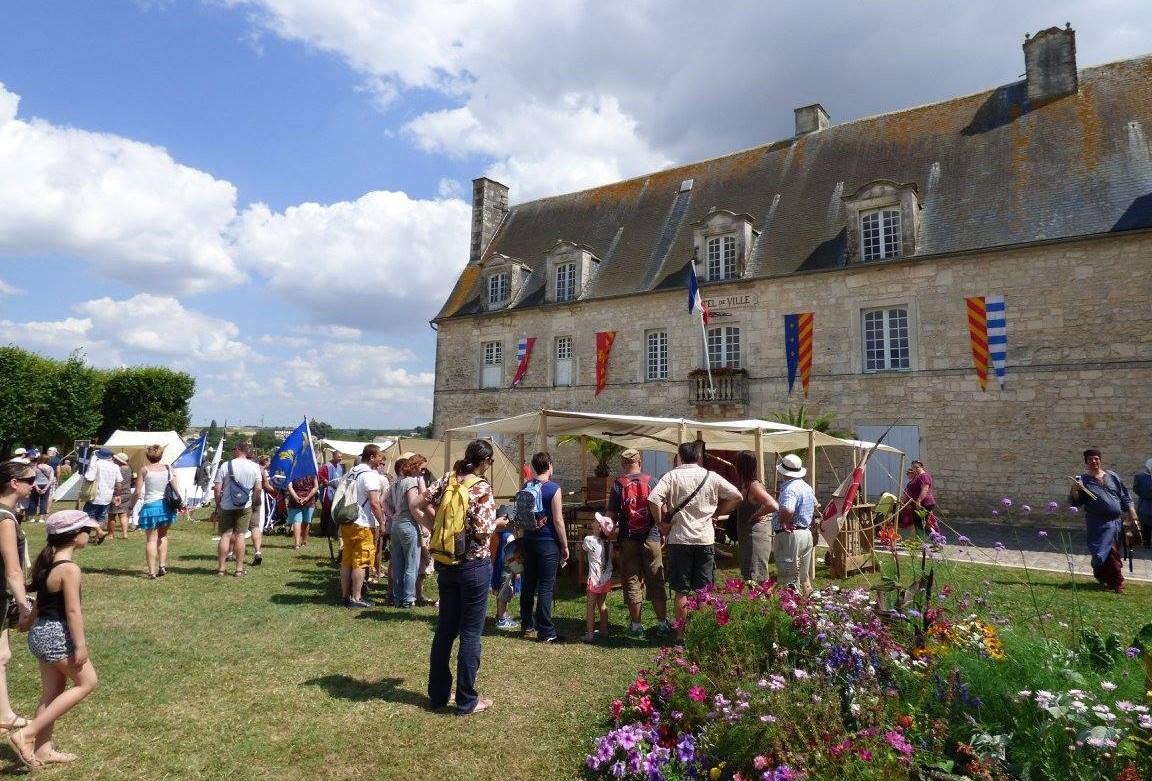 Fete medievale Pons Juillet 2016 (38)