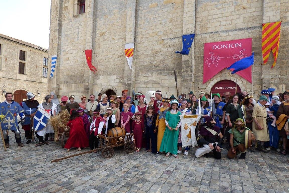 Fete medievale Pons Juillet 2016 (39)