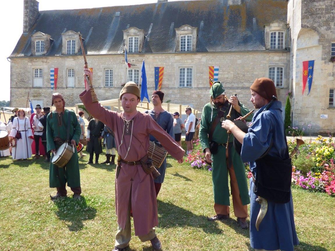 Fete medievale Pons Juillet 2016 (40)