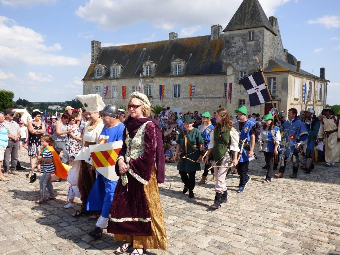 Fete medievale Pons Juillet 2016 (43)