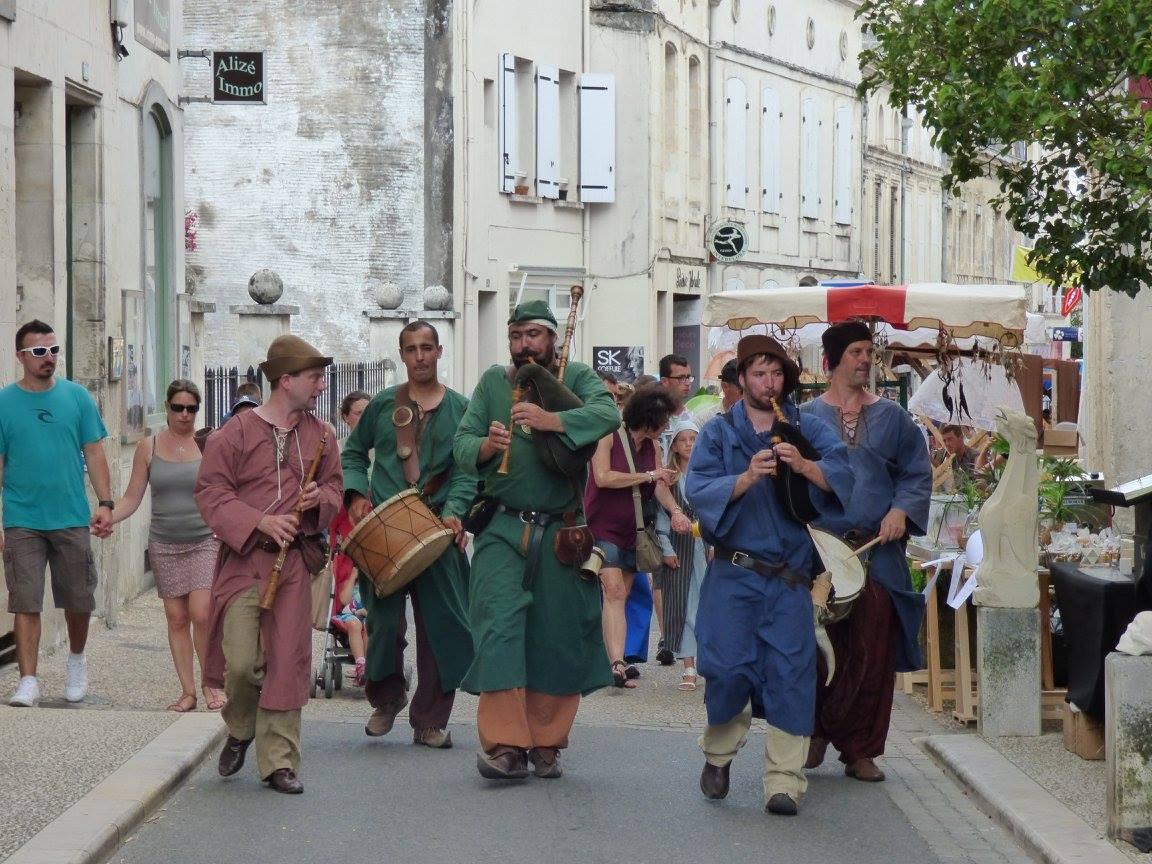 Fete medievale Pons Juillet 2016 (44)