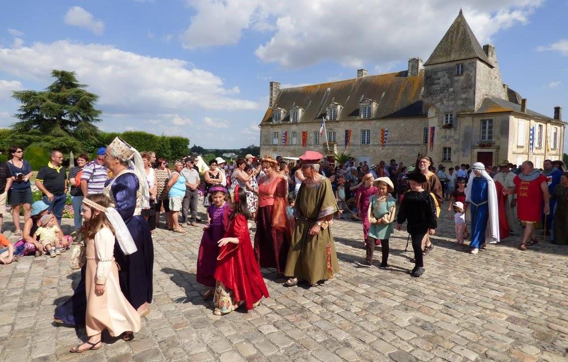 Fete medievale Pons Juillet 2016 (45)