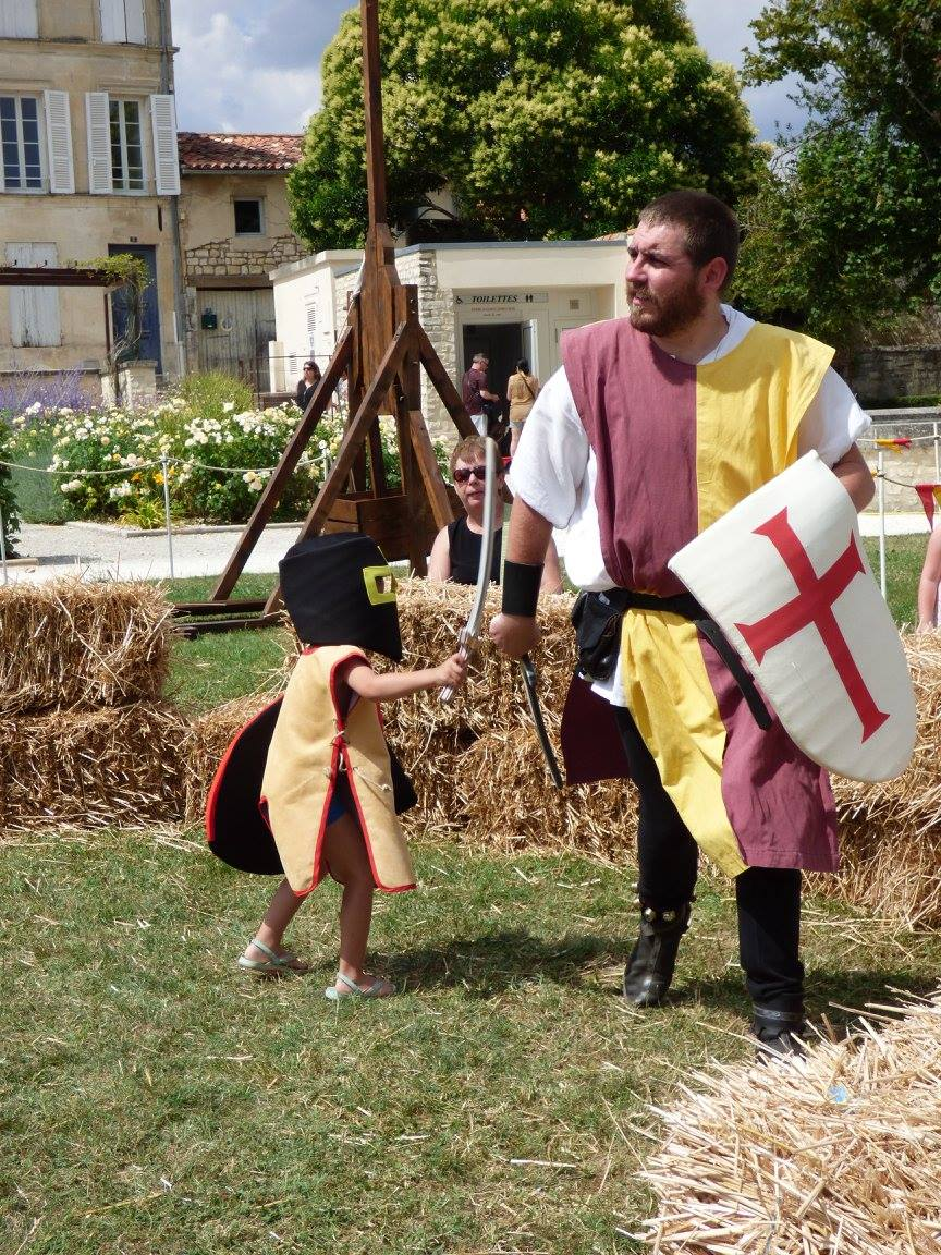 Fete medievale Pons Juillet 2016 (46)