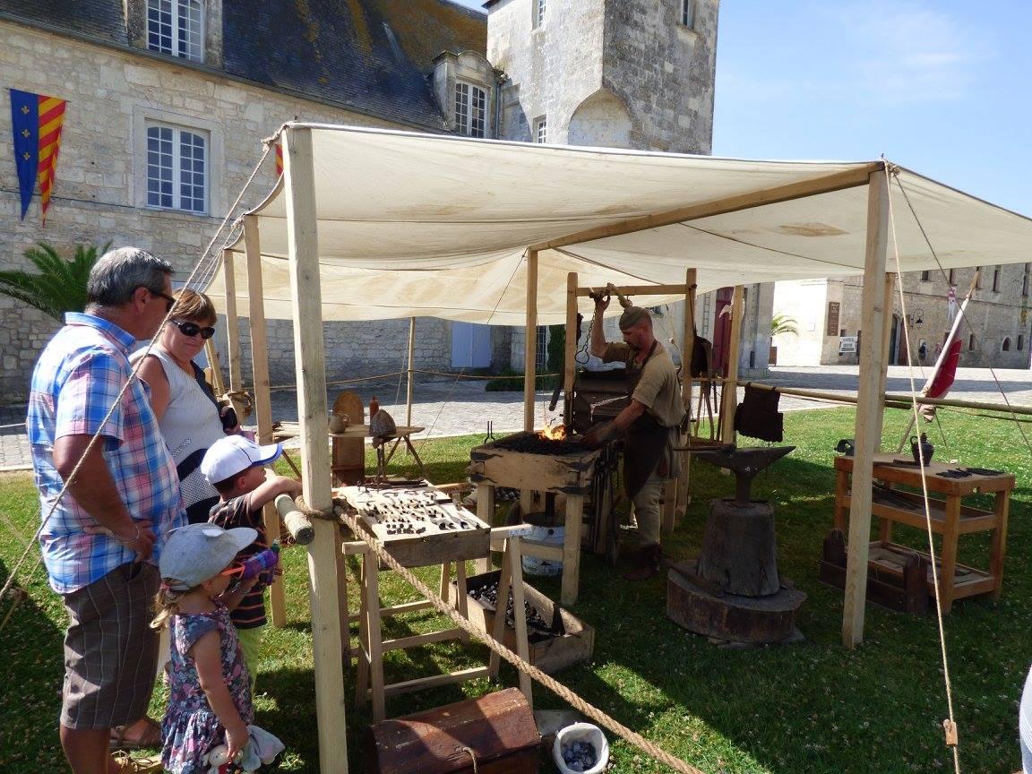 Fete medievale Pons Juillet 2016 (49)