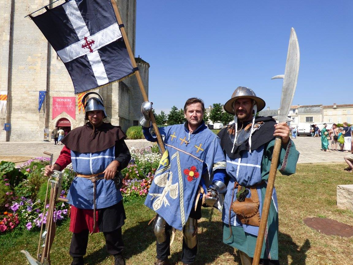 Fete medievale Pons Juillet 2016 (8)