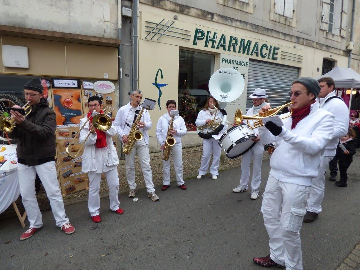 GICC - Marche de Noel - Foire au gras 2015  C(15)