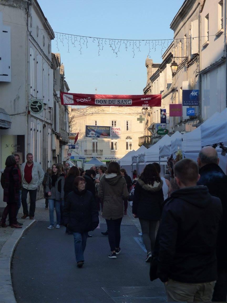 GICC - Marche de Noel - Foire au gras 2015  D(37)
