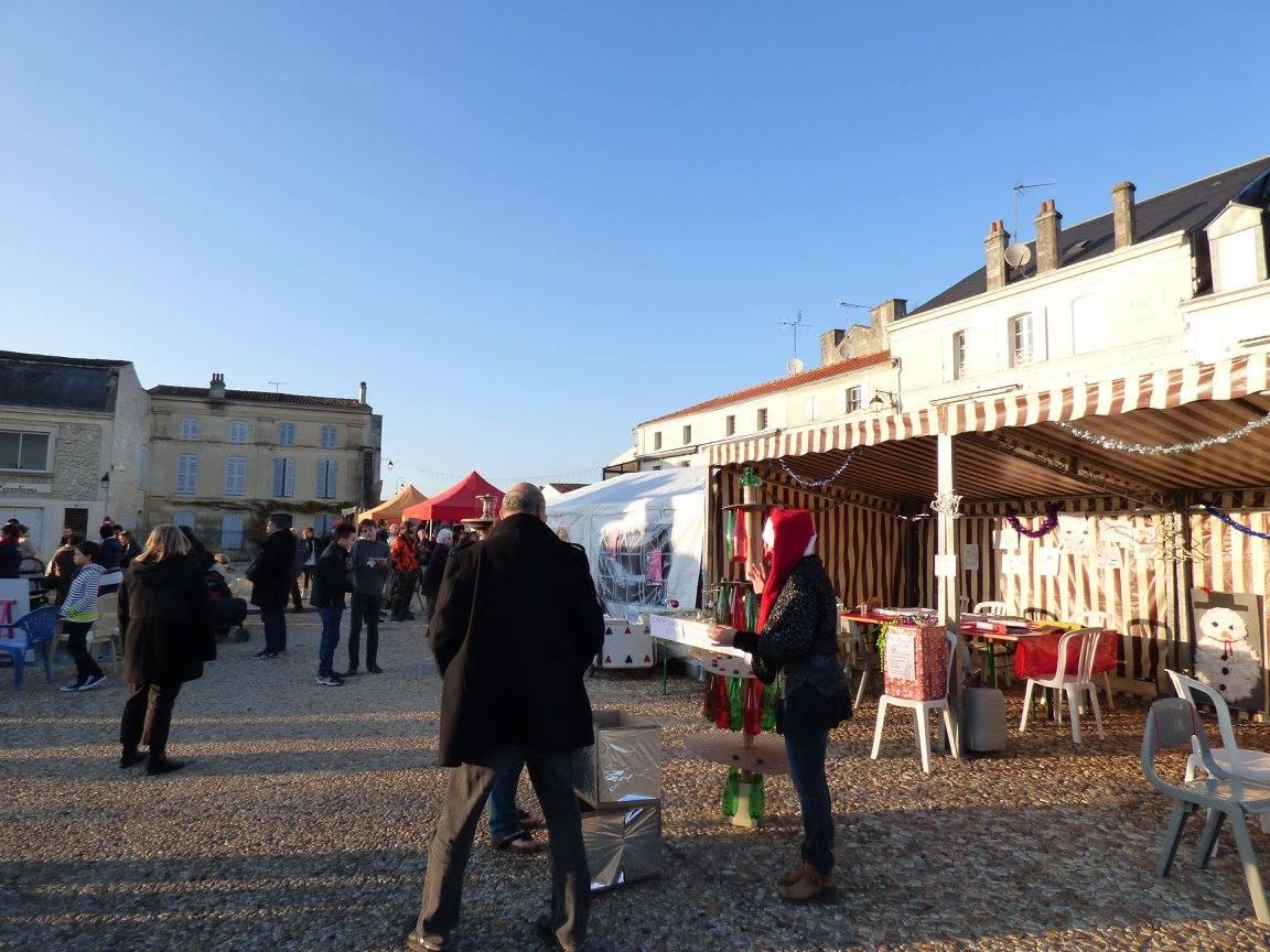 GICC - Marche de Noel - Foire au gras 2015  E(26)