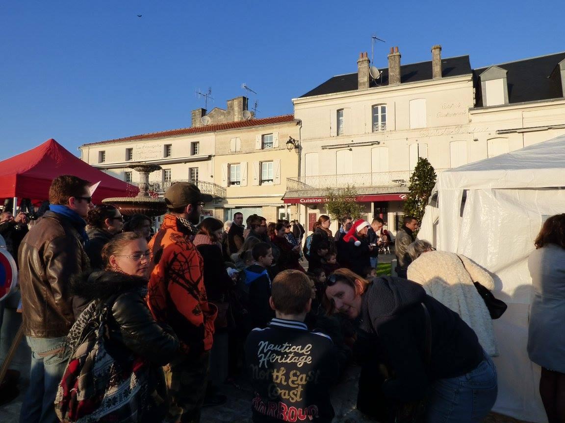 GICC - Marche de Noel - Foire au gras 2015  E(29)