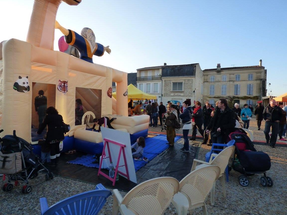 GICC - Marche de Noel - Foire au gras 2015 E(4)