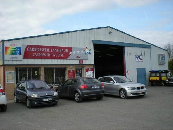 Carrosserie Landraud - Pons