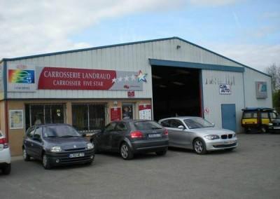 GICC Pons - Carrosserie Landraud