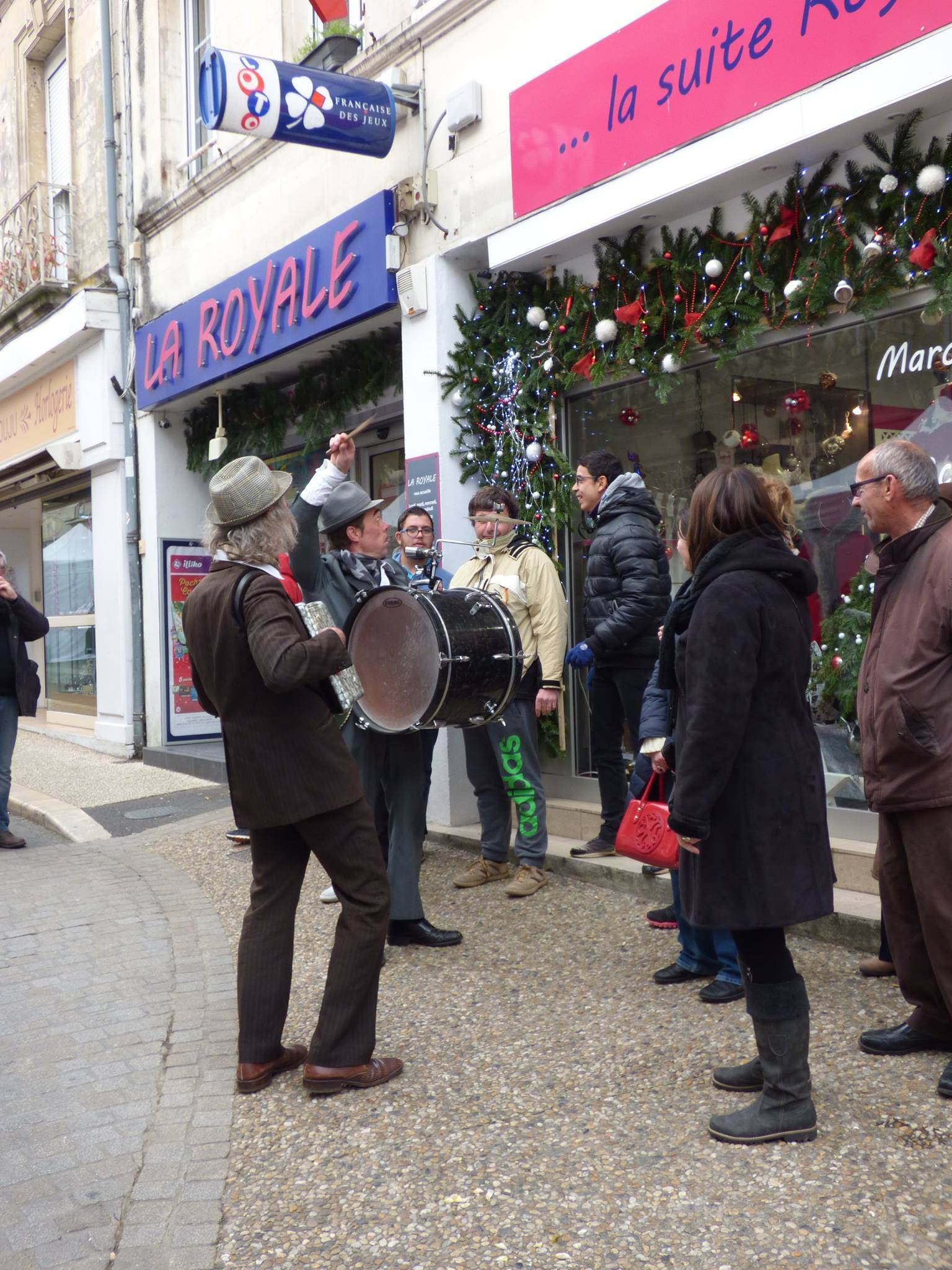 GICC Pons - Marché de Noel 2016