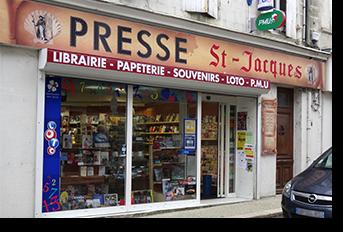 Presse Saint Jacques
