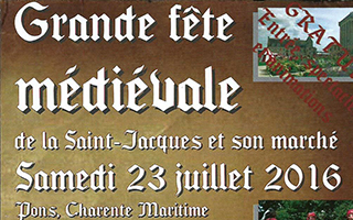 Fête Médiévale 2016