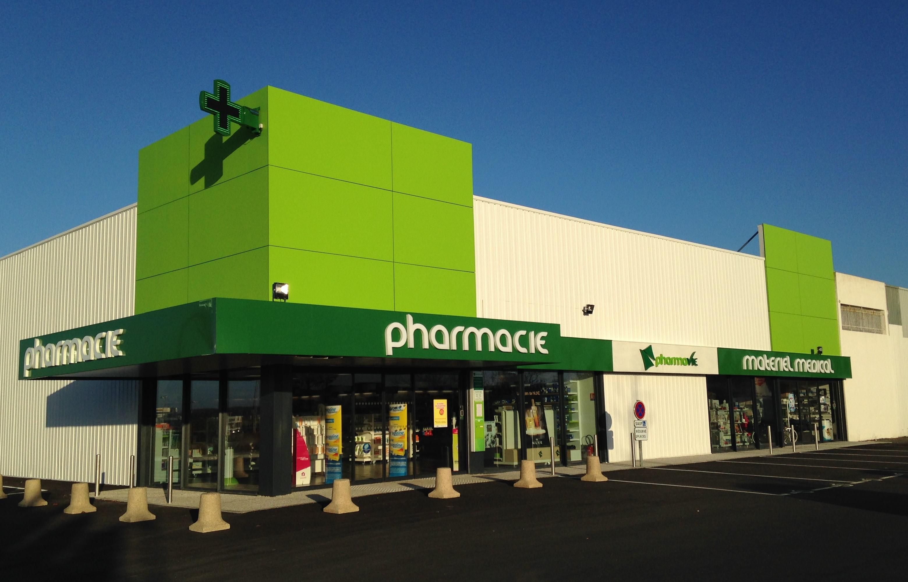 Pharmacie Mesnard