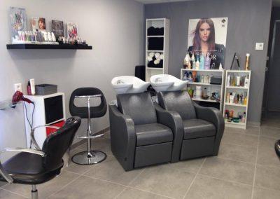 SK Coiffure - Salon climatisé