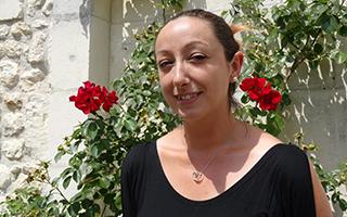Lise, notre secrétaire-animatrice