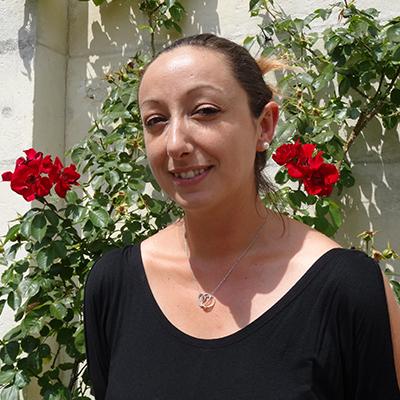 Lise Theolissat, secrétaire animatrice du GICC %22Pons cité commerciale%22