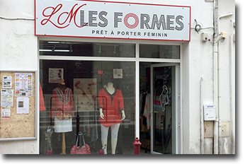 LM Les Formes - Pons