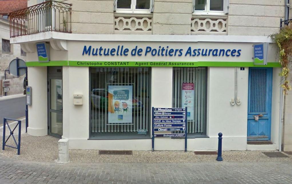 Mutuelle de Poitiers Assurances - Christophe Constant - Pons