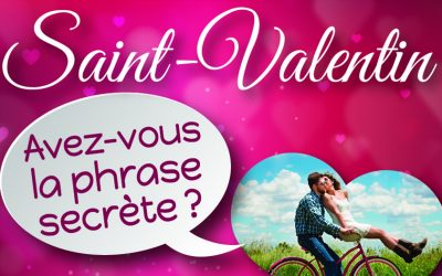 Animation Saint-Valentin 2018
