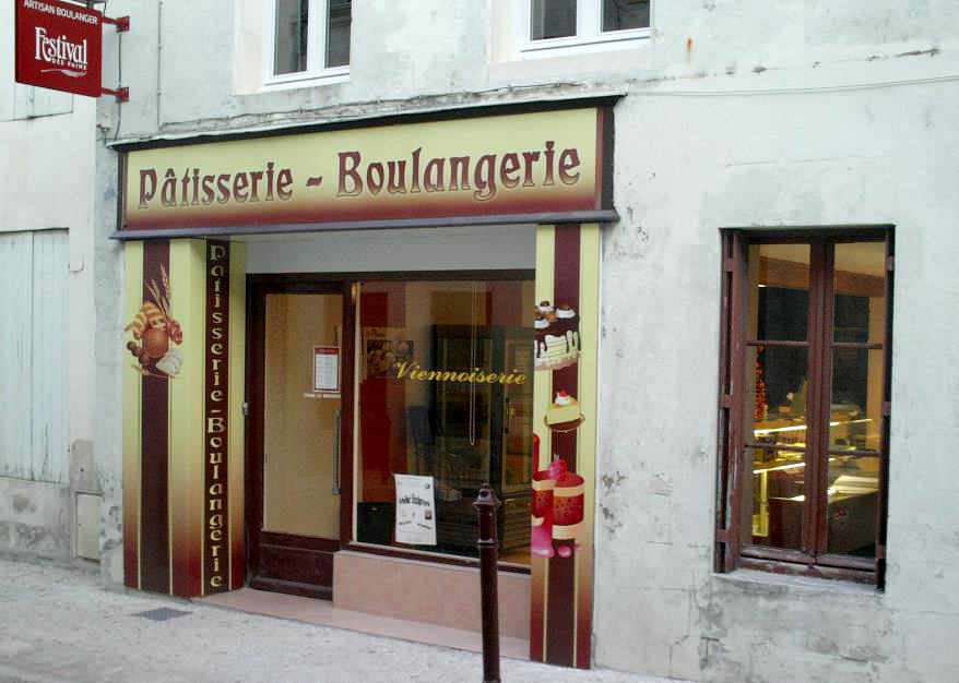 GICC Pons - Boulangerie Pâtisserie Ardouain
