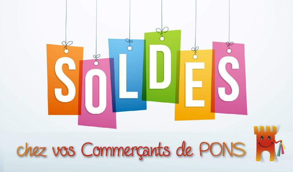 Pons Actions commerciales -soldes été 2018