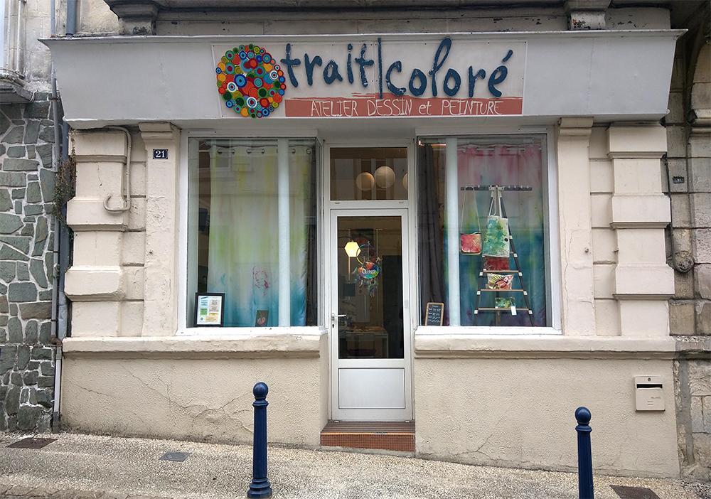 Atelier Trait Coloré - Dessin Peinture - Pons