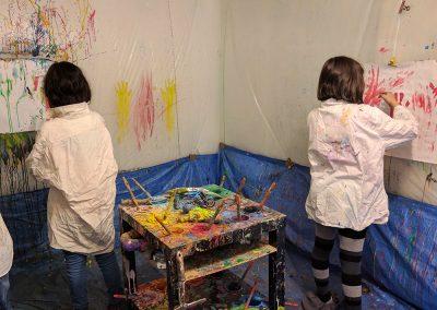 Atelier Trait Coloré - Dessin Peinture - Pons 3