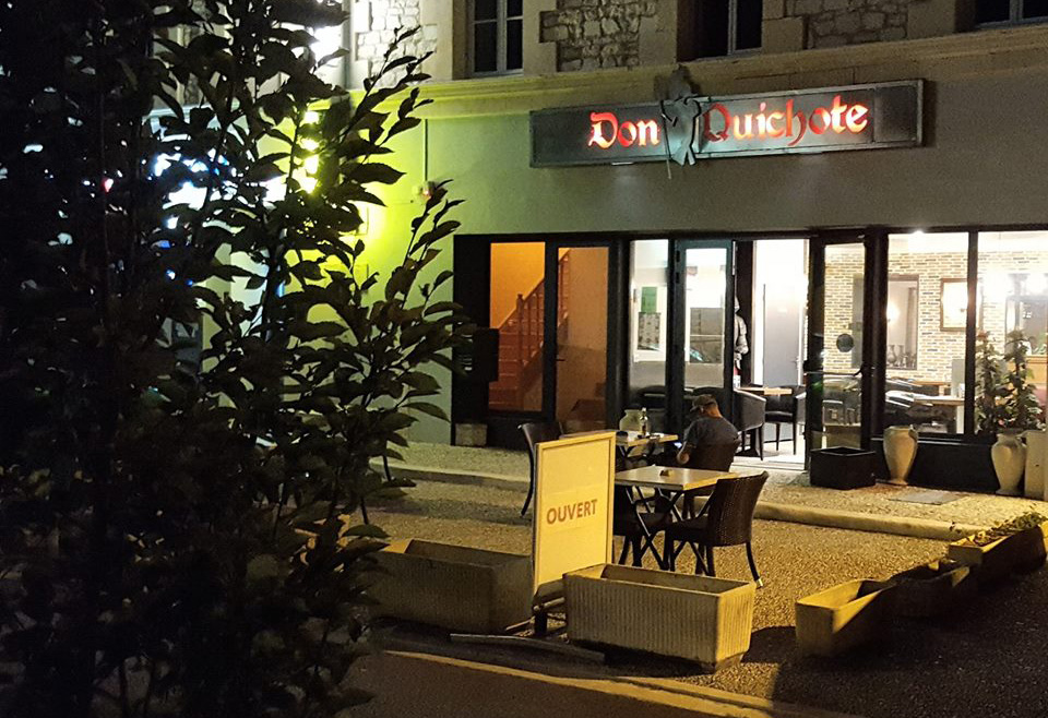 Don Quichote - restaurant Kebab Pons