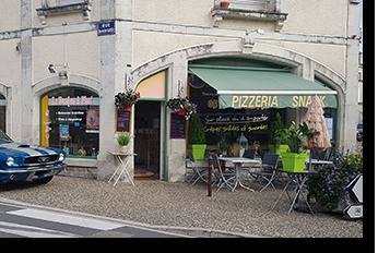 Le Donjon à Pizz - Pizzeria - Pons