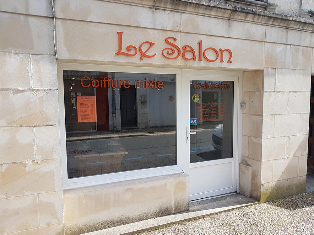 Le Salon - Coiffeur - Pons