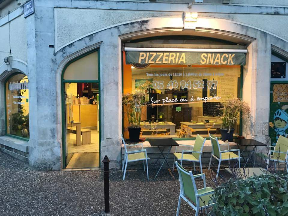 Le Donjon a pizz - pizzeria Pons