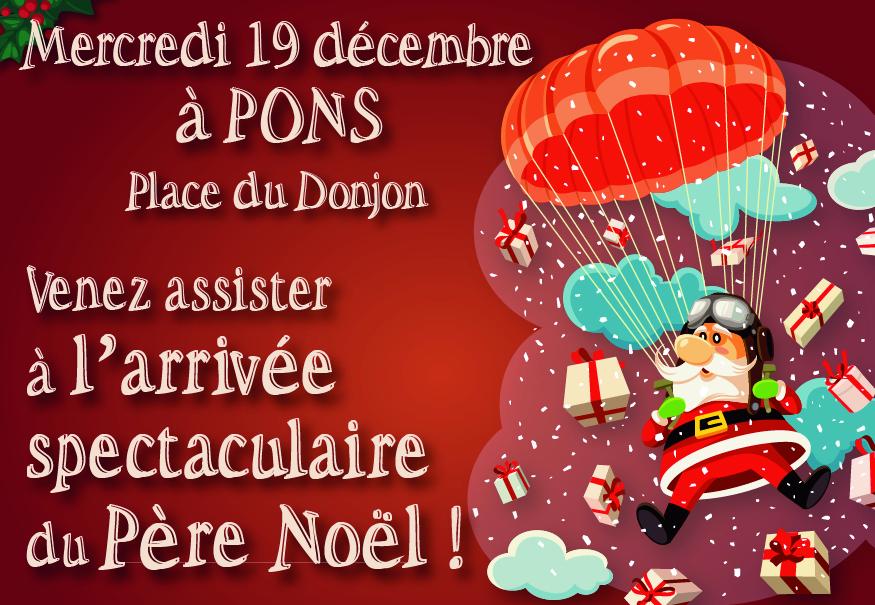 Pons - Marché de Noel et Foire au gras