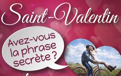 Animation Saint-Valentin 2019